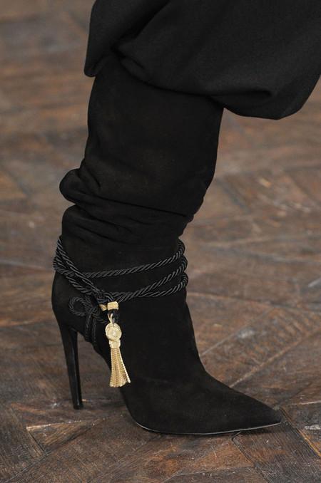 Коллекция Ralph Lauren осень-зима 2013-2014 – эпохе Анны Карениной посвящается — фото 91