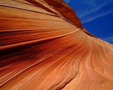 Аризонская Волна – уникальный природный пейзаж — фото 8