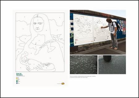 Улыбка Моны Лизы … на рекламных постерах. Новые идеи на вечную тему. — фото 7