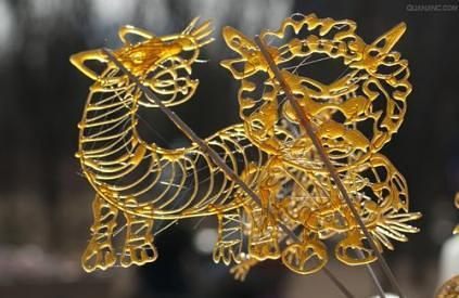 Карамельные рисунки – китайское искусство «танхуа» — фото 16