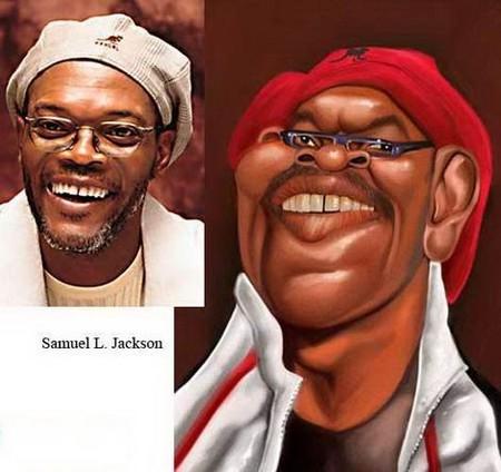 Современные карикатуры на голливудских звезд — фото 38