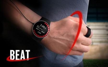 Beat – спортивный плеер, управляемый жестами — фото 1