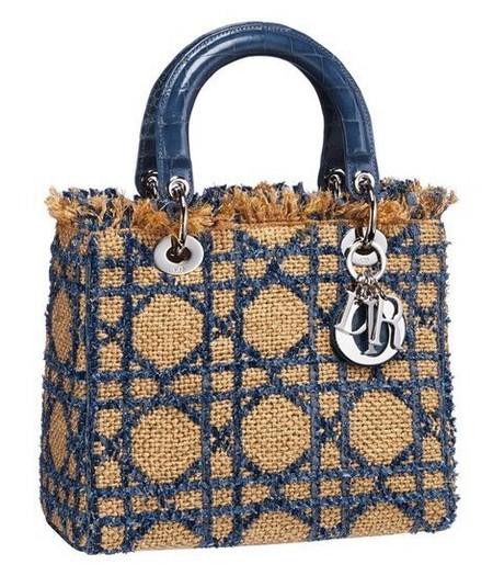 Модели сумочек 2011 года из текстиля