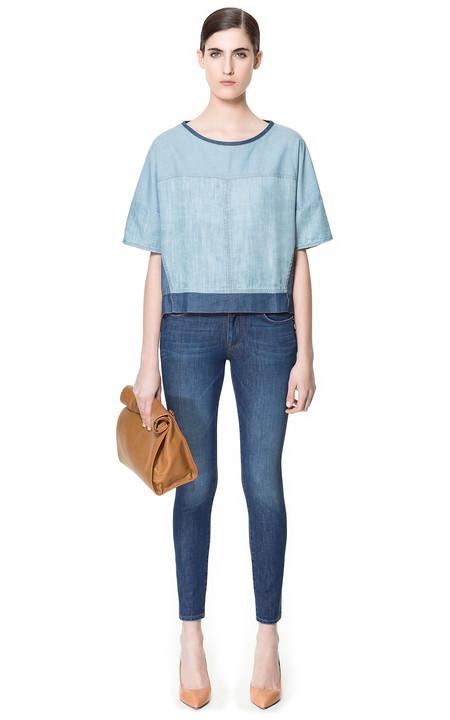 Весна 2013 – что новенького в Zara? — фото 50