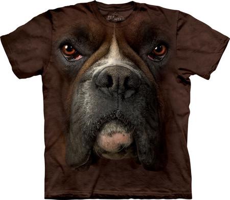 Настоящий звериный принт на футболках The Mountain — фото 6