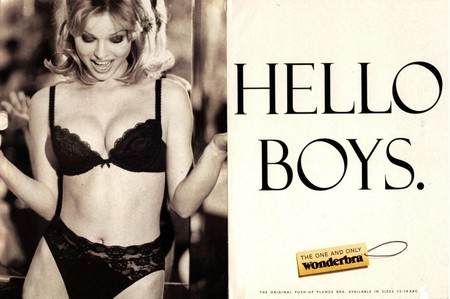 Реклама с Евой Герциговой стала настоящим прорывом
