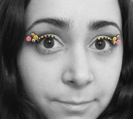 Почему бы не украсить ресницы?)) Идеи Natalie Russo — фото 10