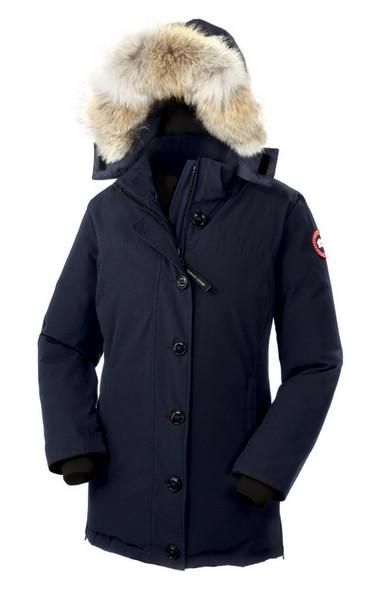 Женская коллекция от Canada Goose зима 2013 – самая теплая мода — фото 11