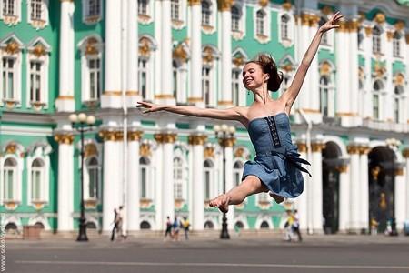 Виолетта Жирова, классический балет, Дворцовая площадь