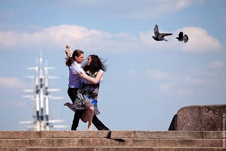 Танцующий Петербург – фотопроект Виталия Соколовского — фото 7