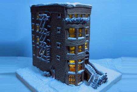 Gingerbread Brooklyn – душистый пряничный город. Всех с наступающим Новым Годом!!! — фото 9