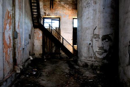 Лица старых зданий – портреты Александра Фарто — фото 15