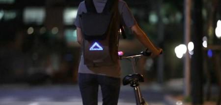 Рюкзак Seil Bag – защитник велосипедистов и пешеходов — фото 3