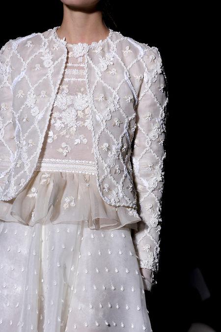 Кутюрная коллекция Valentino весна-лето 2013 – волшебство всегда в моде! — фото 52