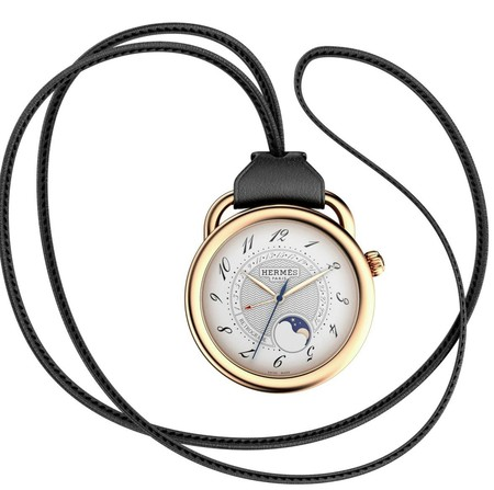 Карманные часы – не прошлый век! Экземпляры от Hermès — фото 10