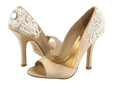 Туфли цвета «нюд» - новая классика! С чем носить, как комбинировать — фото 75