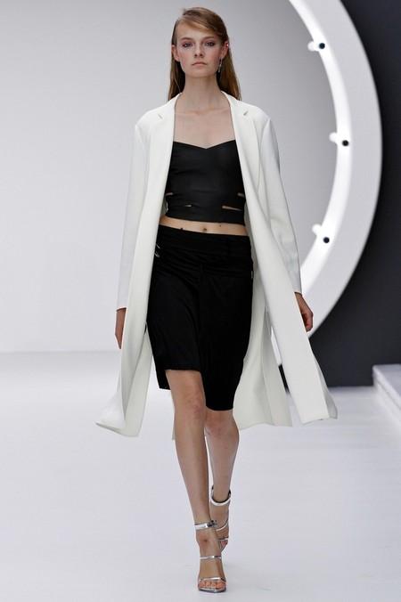 Коллекция Topshop весна-лето 2013 – мода из Британии — фото 14