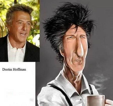 Современные карикатуры на голливудских звезд — фото 30