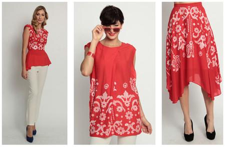 Платья Евы Франко – роскошная нежность и летняя свежесть — фото 18