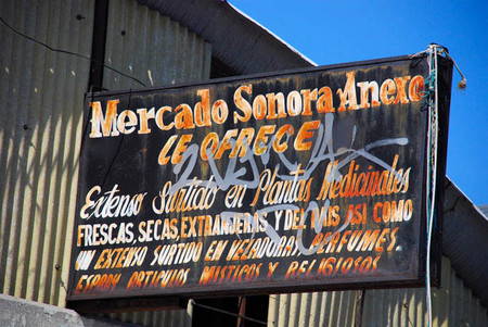 Большой рынок товаров для колдовства в Мексике — фото 24