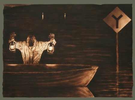 Выжженные картины Пола Чойновски — фото 17