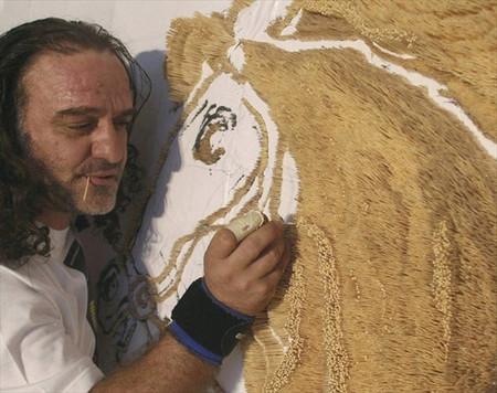 Саимир Страти (Saimir Strati) – уникальный художник – рекордсмен — фото 7