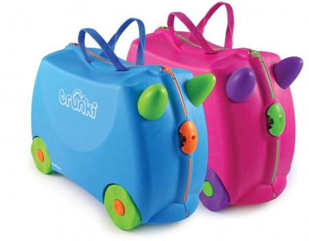 Чемоданы Trunki – не только для багажа — фото 8