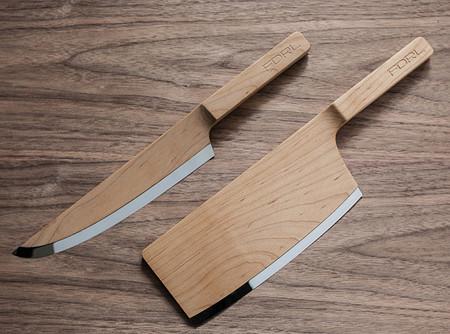 Деревянные ножи – очень красиво! Удобно ли? — фото 1