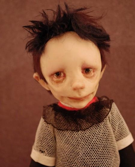 Зомби, монстры, вампиры и прочие куклы Камиллы Млынарчик — фото 14