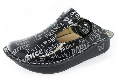Обувь из Калифорнии – сабо ALEGRIA — фото 29