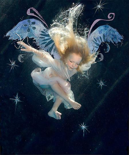 Zena Hollоway – редкий подводный фотограф — фото 9