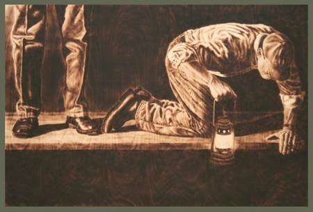 Выжженные картины Пола Чойновски — фото 18