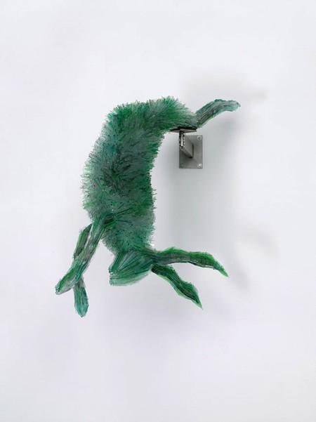 Скульптуры из битого стекла от Марты Клоновской — фото 12