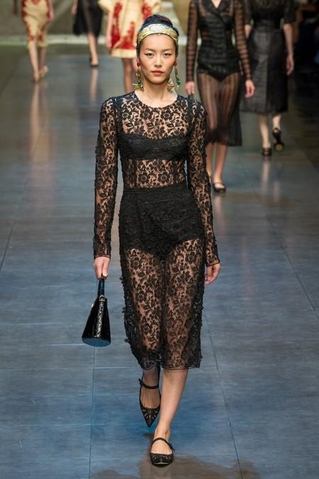 Сицилия от Dolce & Gabbana - женская коллекция весна-лето 2013 — фото 11