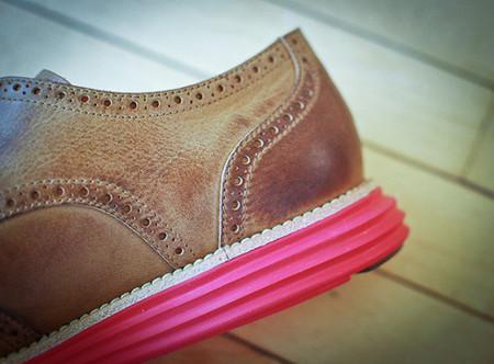 Гремучая смесь – новые броги Cole Haan с подошвой Nike — фото 4