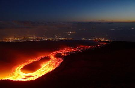 Вулканы – страсть фотографа Martin Rietze — фото 20