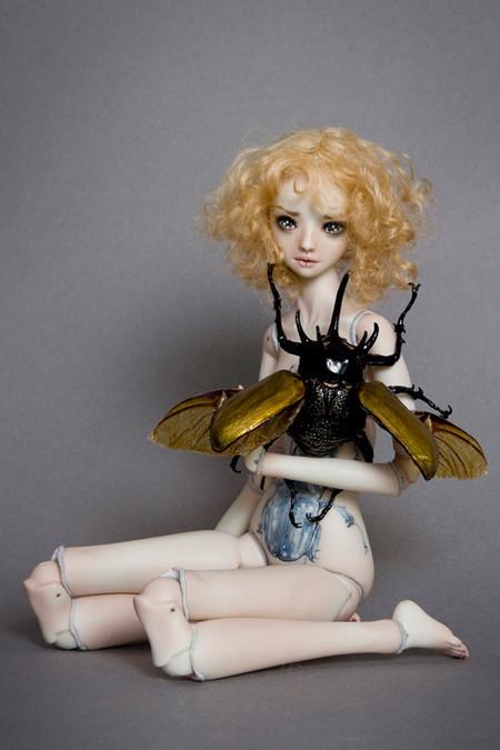 Живые куклы Марины Бычковой — фото 35