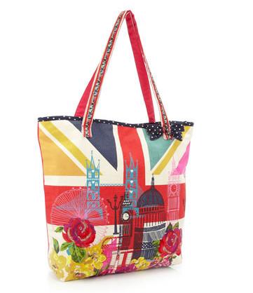 Модные сумки и клатчи Accessorize 2012 – яркие, строгие, разные — фото 28