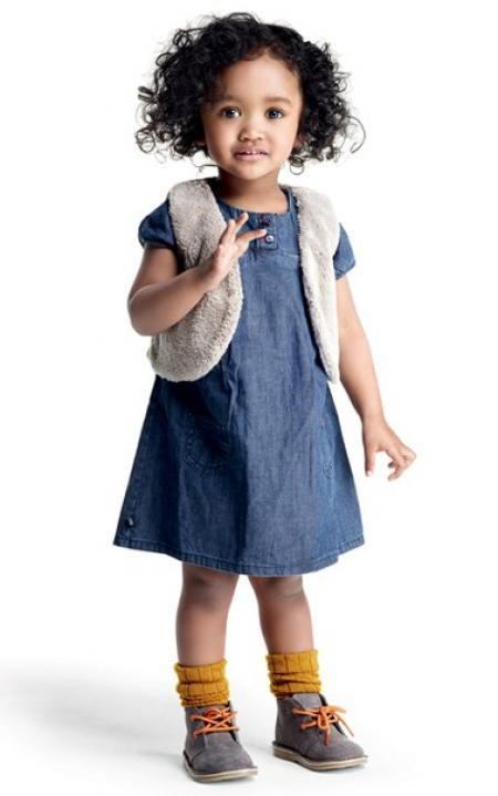 Лучше, чем у взрослых – детская мода от Okaidi — фото 11