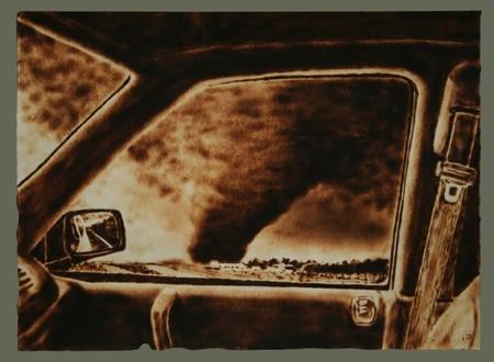 Выжженные картины Пола Чойновски — фото 21