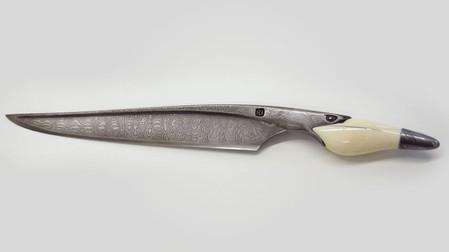 Ножи или скульптуры? Коллекция  NEL & HOFFMANN — фото 18
