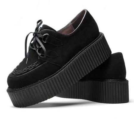 Флатформы, они же криперы, они же криперсы – еще один популярный обувной тренд — фото 33