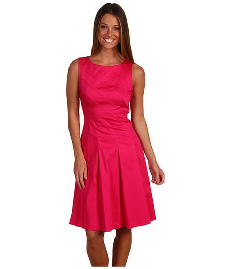 Платье от Calvin Klein - ярко, мило и очень женственно — фото 2