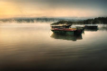 Туманные пейзажи на красивых снимках Богуслава Стремпеля — фото 16