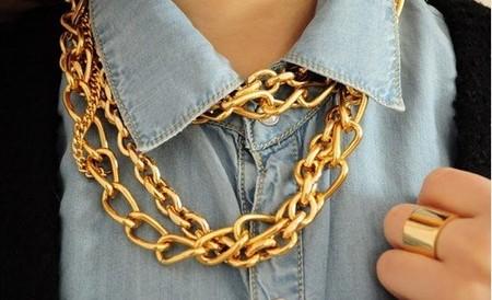 Ода джинсовой рубашке – сочиняем образы — фото 74