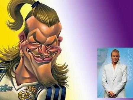 Современные карикатуры на голливудских звезд — фото 34