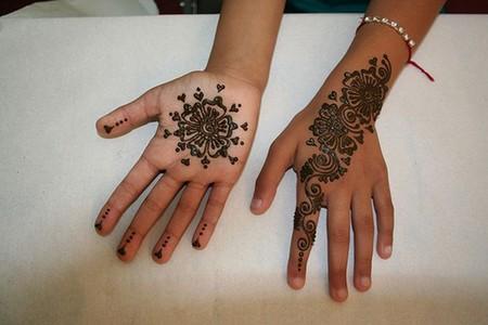 Менди – украшение не только для индийских принцесс — фото 57