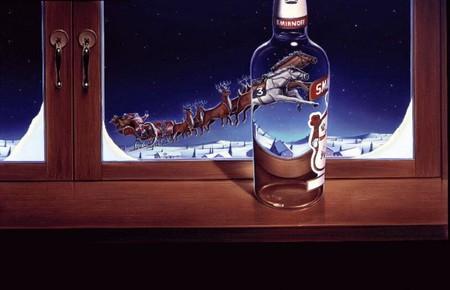 Реклама водки – особый вид маркетингового искусства — фото 87