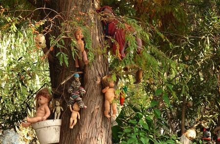 Остров кукол в Мексике – место не для детей — фото 4
