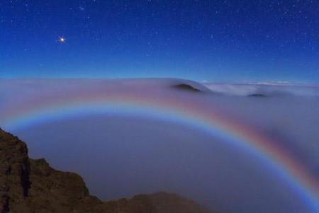 Лунная радуга - ночная красавица — фото 8